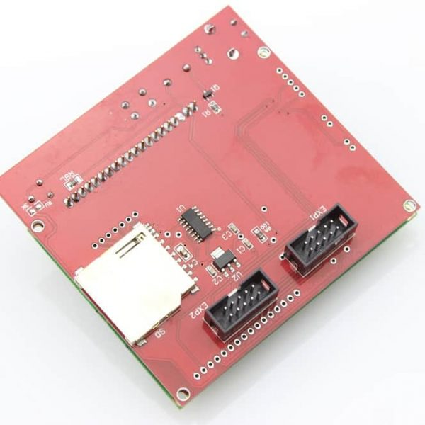 12864 LCD Controller with SD card slot for Ramps 1.4 ...