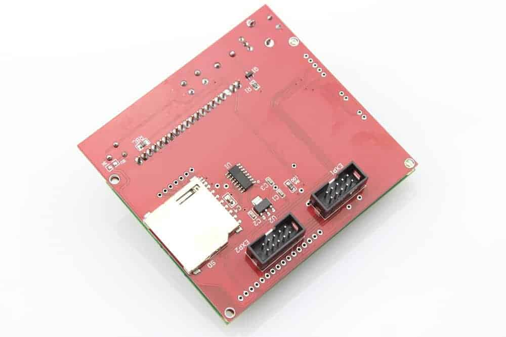 12864 LCD Controller with SD card slot for Ramps 1 4 - Reprap 3D Printer  Display