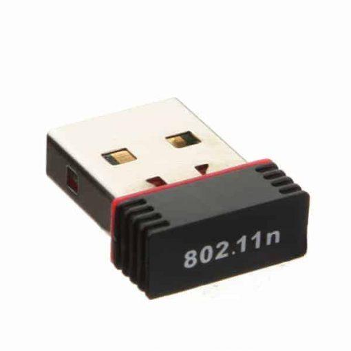 Mini Wireless USB Network Adapter WiFi WLAN 802.11n/g/b Win7/XP/Mac/Linux 150M