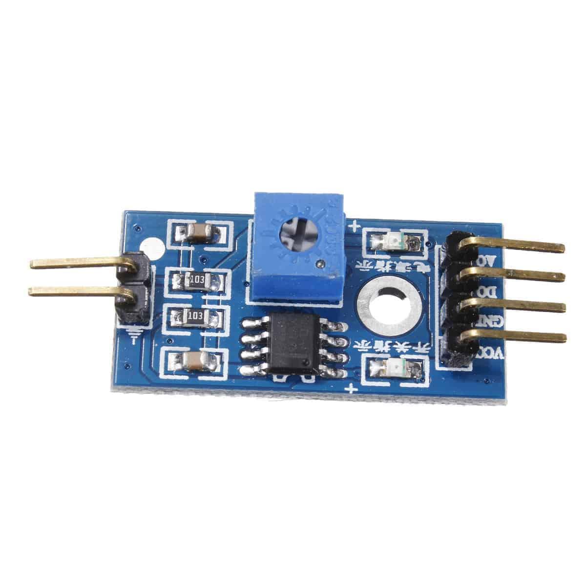 Raindrop Detection Sensor Module Humidity Rain Drop For Arduino PI #325C99