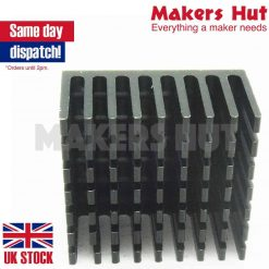 28x28x15mm Heatsink Heat Sink Cooler Cooling Power Transistor