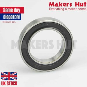 6906 2RS - 61906 - Deep Groove Ball Thin Bearing 30x47x9mm