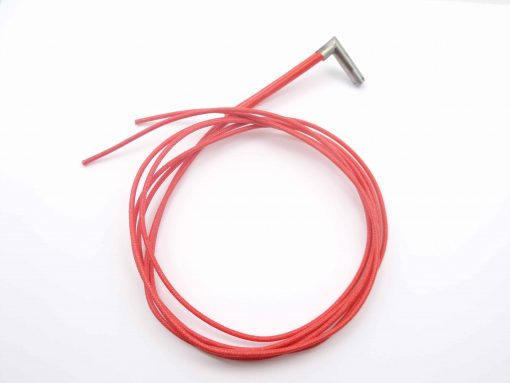 40W Ceramic Cartridge Heater- Right Angle 24V Heating Element - 3D Printer
