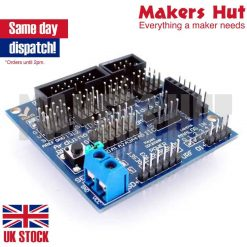 Sensor Shield V5.0 Sensor Expansion Board for Arduino - Robot Parts