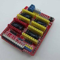 CNC Shield V3 - A4988 Driver Expansion Board for Arduino - RepRap 3D Printer