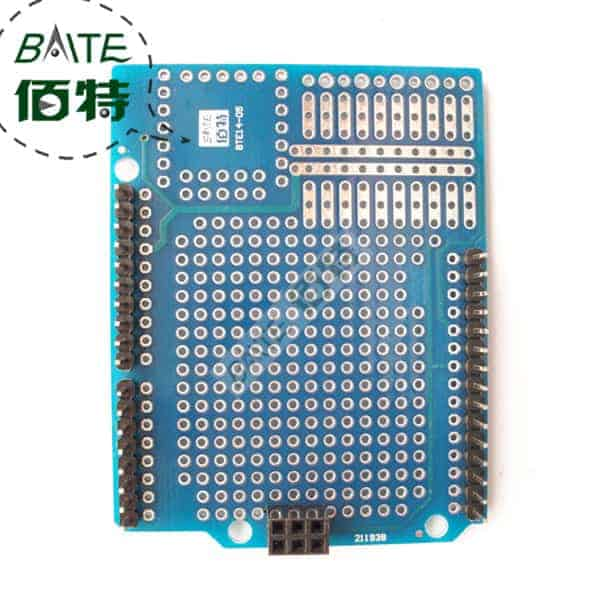 Arduino proto screw shield board rev prototyping diy