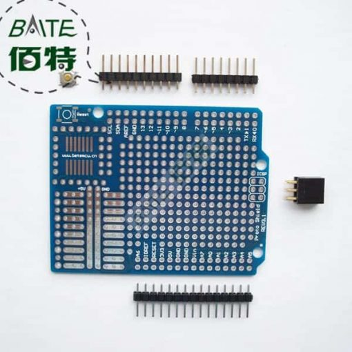 Arduino Proto Screw Shield Board Rev 3.1 - Prototyping DIY Uno