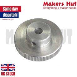 Handwheel for stepper motor 5mm bore
