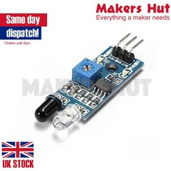 Obstacle Avoidance Sensor Module Infrared Reflection Photoelectric Sensor Module