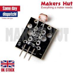 KY-018 Photoresistor Module - Light Sensor for Arduino AVR PIC Raspberry Pi