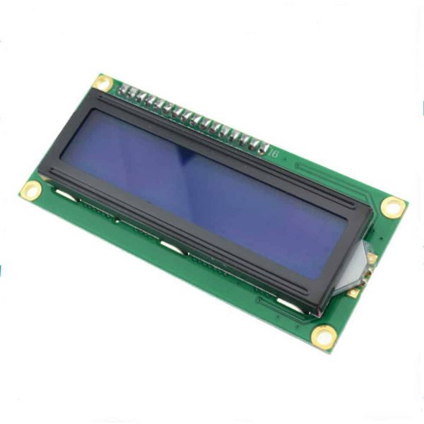 LCD1602 module Blue screen 16x2 Character LCD Display Module