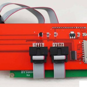 2004 LCD Controller with SD card slot for Ramps 1.4 - Reprap 3D Printer Display