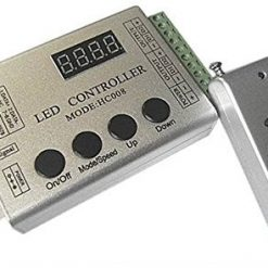 HC008 LED Pixel Controller with Remote - WS2812 LPD8806 WS2811 WS2801