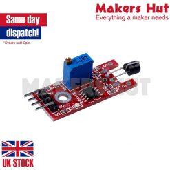 Capacitive Touch Sensor Module for Arduino