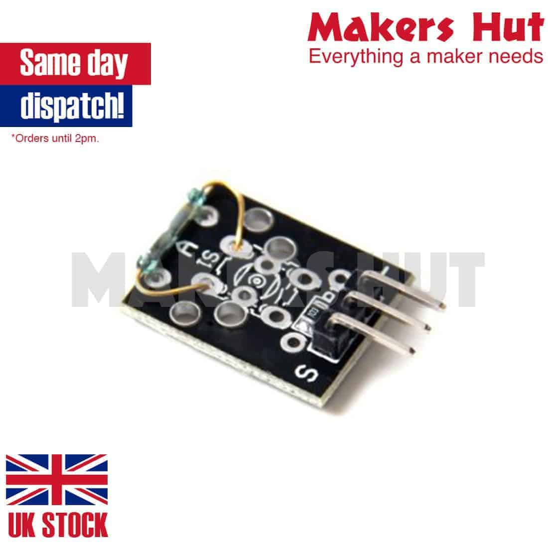 Mini Reed Switch Sensor Module Compatible Magnetic Ky 021 Arduino Switches And Hall Effect Sensors