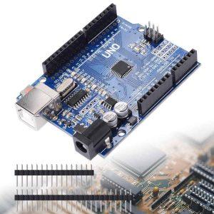 UNO R3 Development Board MEGA328P ATMEGA16U2 For Arduino Robotic USB A000066 UK