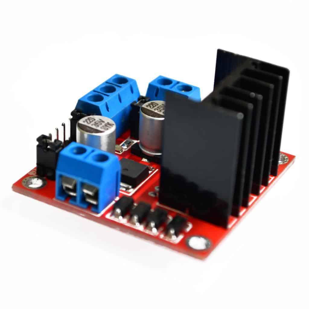Dual H Bridge L298n Dc Stepper Motor Driver Controller Board Arduino Controllercircuit 2