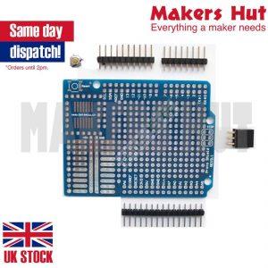Arduino Proto Screw Shield Board Rev 3.1 - Prototyping DIY Uno