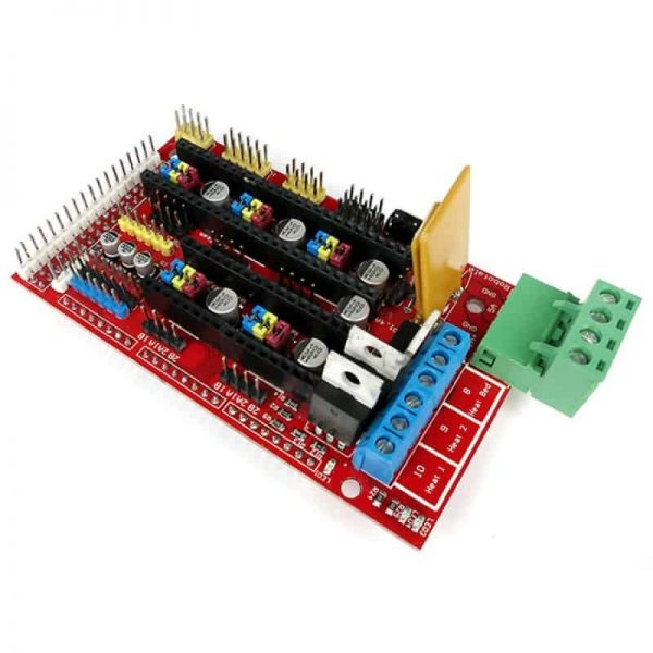 3D Printer Controller RAMPS 1.4 for Reprap Prusa Mendel Arduino AVR
