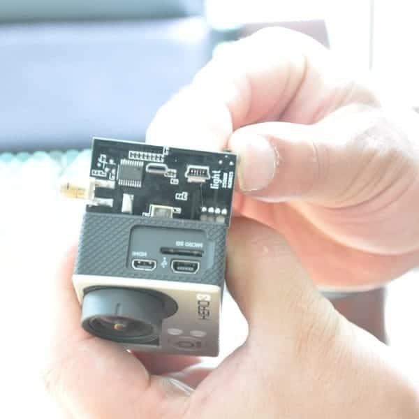Eachine L250 - 5.8ghz FPV Transmitter Gopro - Only 7 Grams - Long Range - L 250
