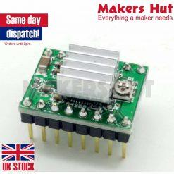 A4988 Stepper Motor Driver 3D Printer Driver Module Reprap Board with Heatsink