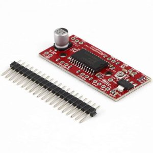 EasyDriver Shield stepping Stepper Motor Easy Driver V4.4 A3967 TE204