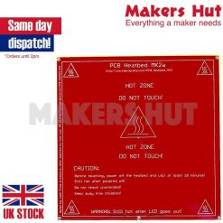 214x214mm MK2B PCB Heatbed Heat Bed Dual Power 3D Printer