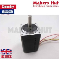 Nema 11 51mm Micro Bipolar Stepper Motor 0.67A 12Ncm/17oz.in 1.8deg Nema11