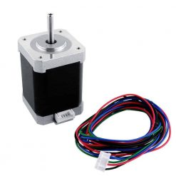 Nema 17 Bipolar Stepper 1.8deg 12v 1.5A 0.65Nm 42x42x60mm 4-wires Nema17 CNC