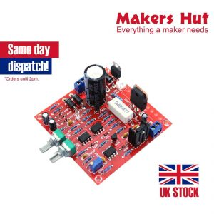 0-30V 2mA - 3A Adjustable DC Regulated Power Supply DIY Kit Short Circuit Current