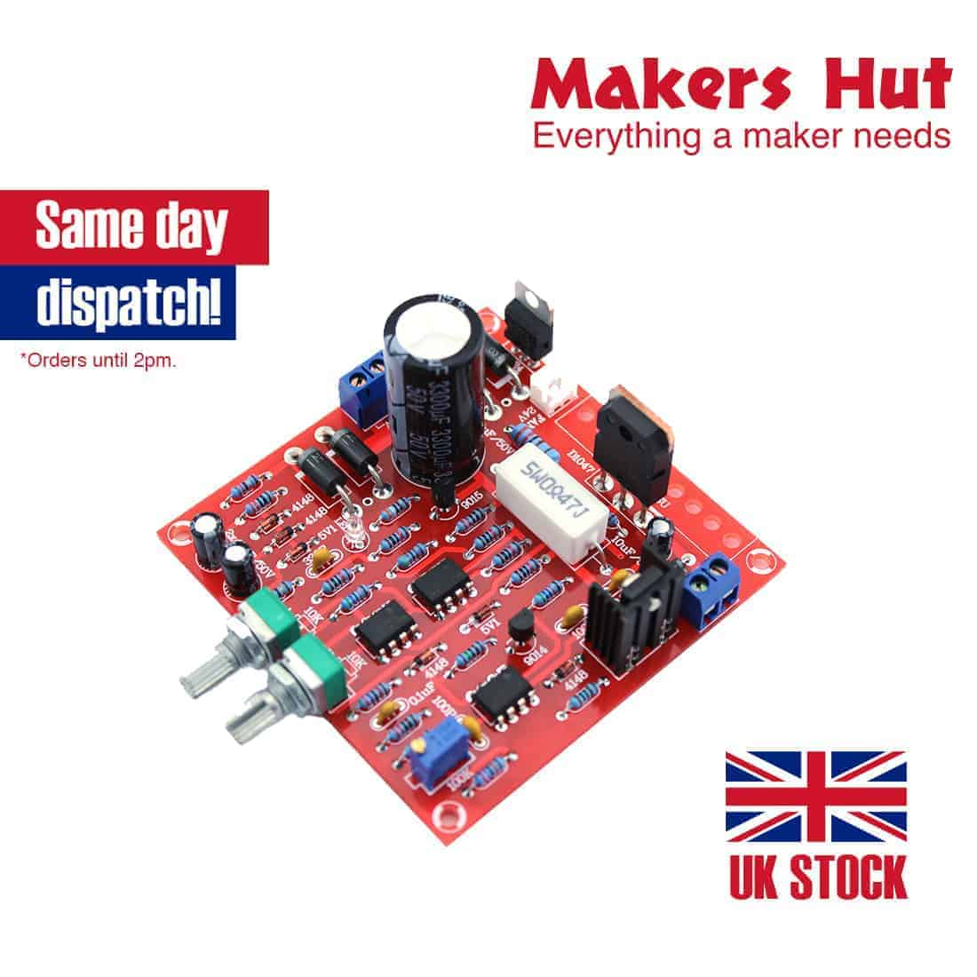 0 30v 2ma 3a Adjustable Dc Regulated Power Supply Diy Kit Short Circuit Electronics Current