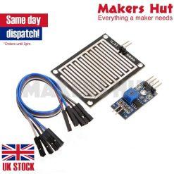 Raindrop Detection Sensor Module Humidity Rain Drop For Arduino PI