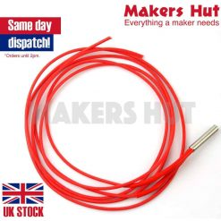 40W Ceramic Cartridge Heater- Straight 12V Heating Element - 3D Printer