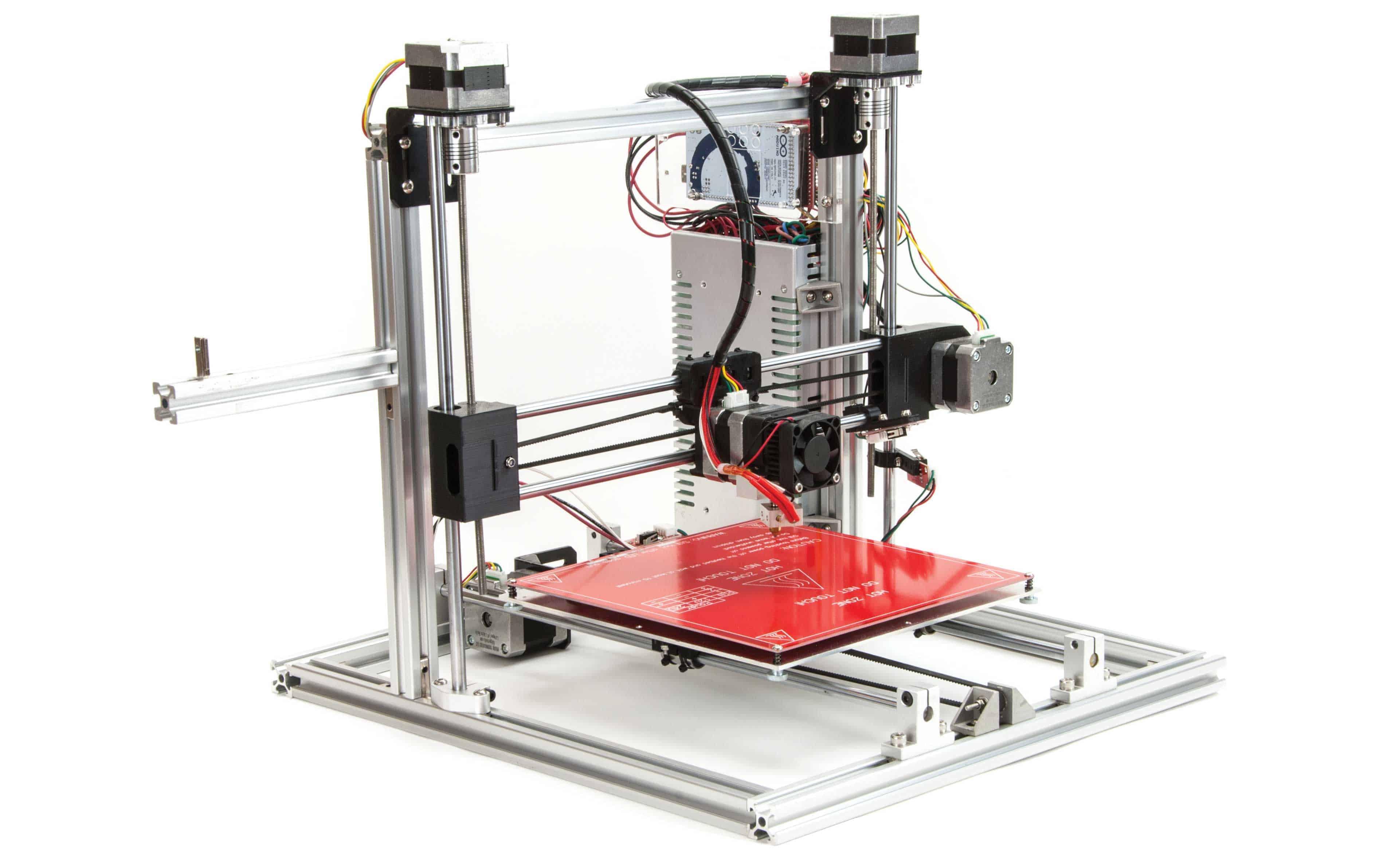 Prusa I3 Rework 2020 Aluminium Extrusion Frame Kit 3d
