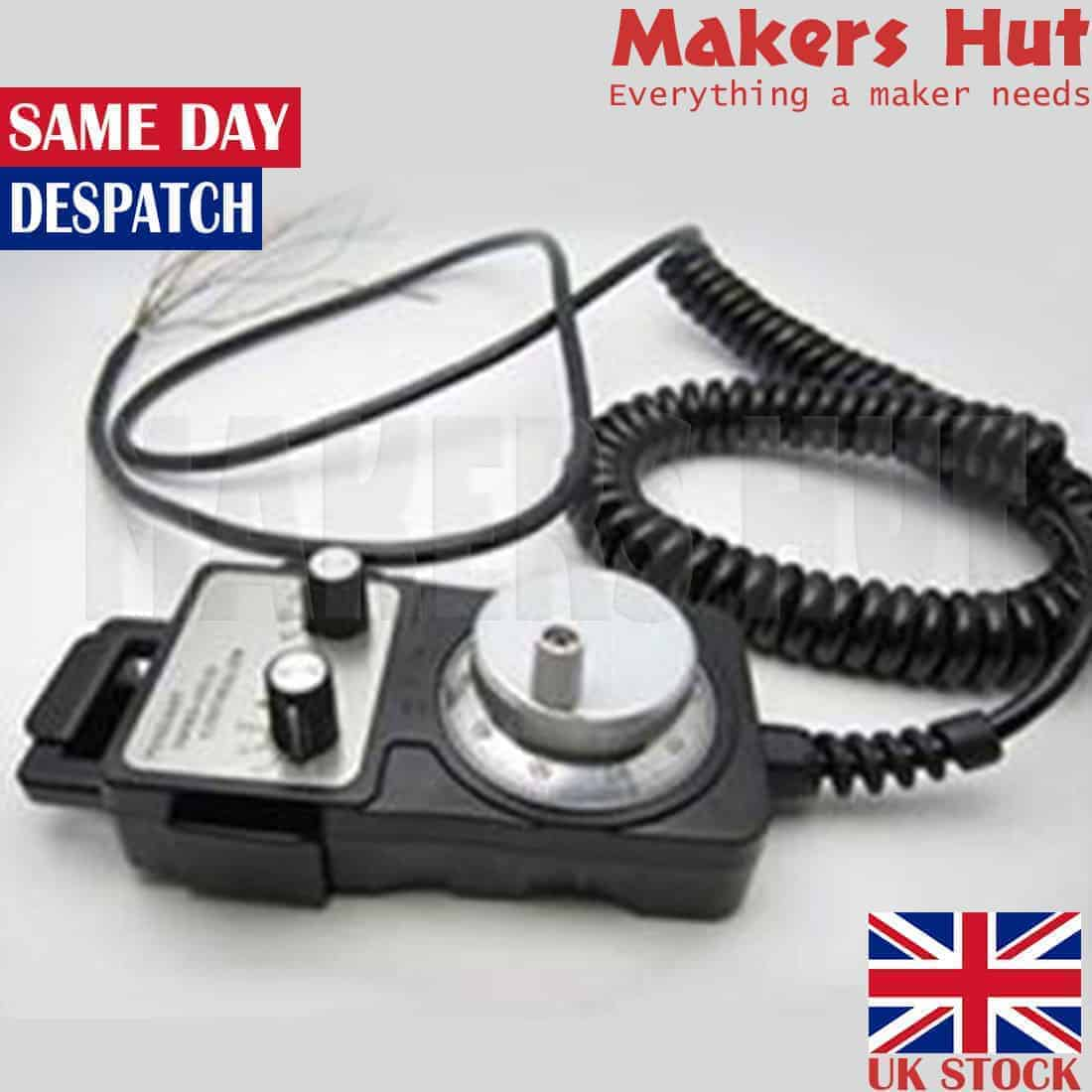 Mach3 compatible mpg pendant hand held controller cnc handwheel mach3 compatible mpg pendant hand held controller cnc handwheel makers hut aloadofball Image collections