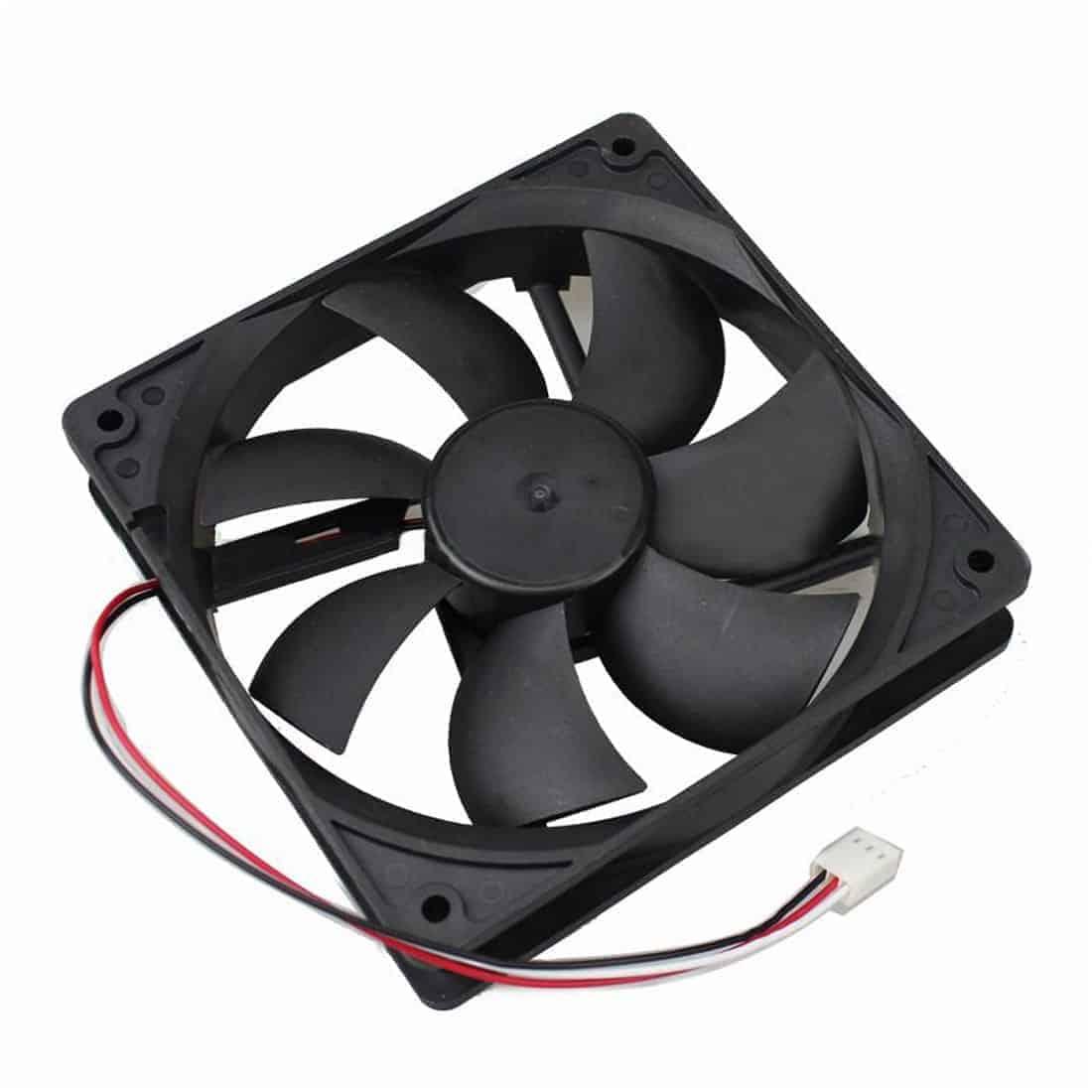 Pc Cooling Fan Wiring Great Design Of Diagram Automotive Electric 12025 Dc 12v 24v 48v 2 3 Pin 1984 Corvette