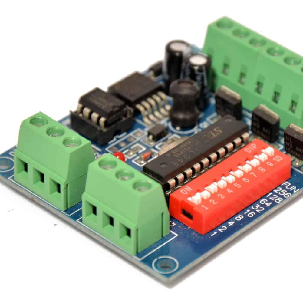 3CH DMX LED Controller RGB DMX512 decoder, 3 Channel DC5V-24  WS-DMX-3CH-BAN-V2