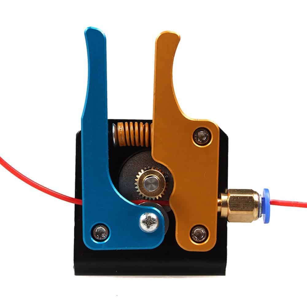 All metal remote extruder extrusion head includes for Print head stepper motor
