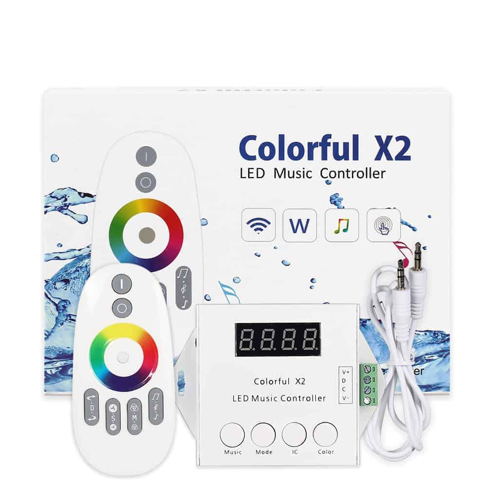Image result for colorful x2 led music controller