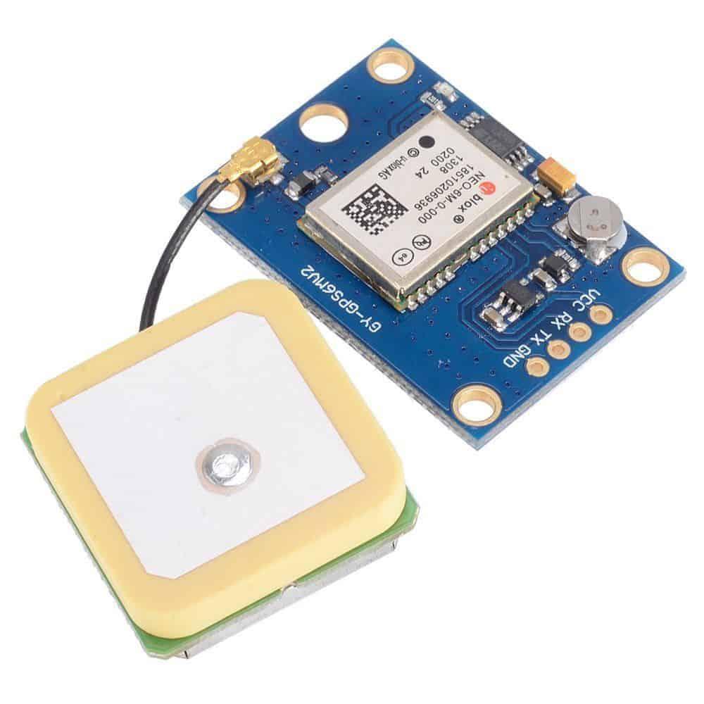 GY-NEO6MV2 Flight Controller GPS Module For Arduino EEPROM MWC APM 2 5