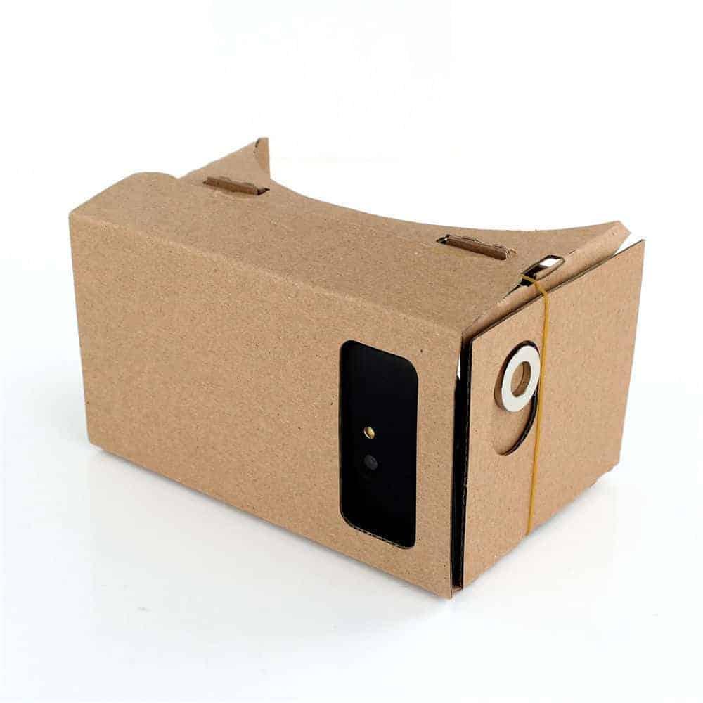 Google Cardboard 3D VR Virtual Reality Glasses Mobile