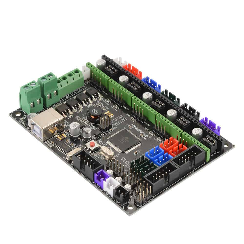 MKS Gen L V1 0 Integrated Controller Mainboard - Ramps 1 4 3D Printer