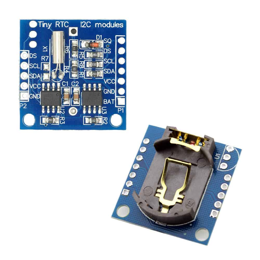 Tiny RTC I2C DS1307 Real Time Clock Module