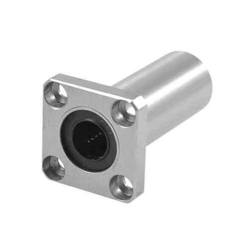 10mm Inner Diameter Square Flange Linear Motion Bushing Ball Bearing  PI