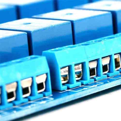 16 Channel 5V 12V Relay Board Module for Arduino Raspberry Pi ARM AVR DSP